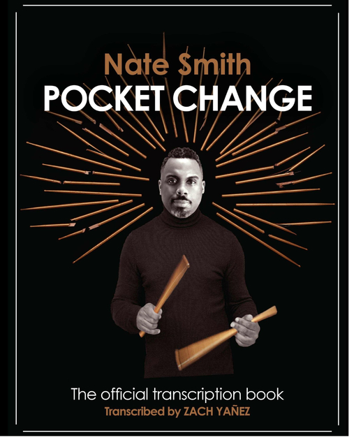 POCKET CHANGE: The Official Transcription Book