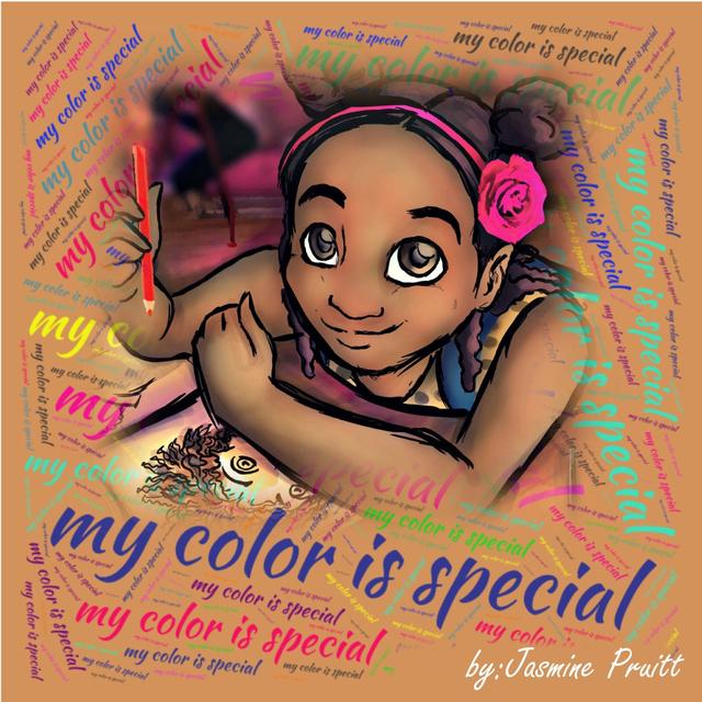 My Color Is Special eBook