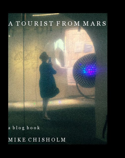 A TOURIST FROM MARS