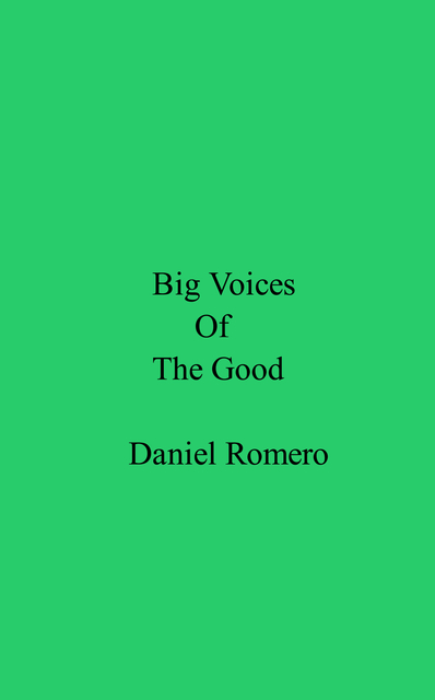 Big Voices of The Good