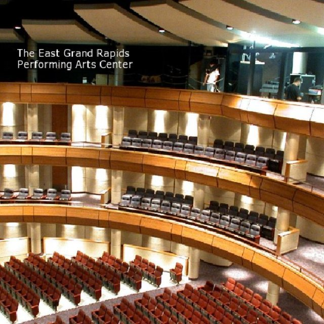 Home Design Grand Rapids Mi: The East Grand Rapids Performing Arts Center Ebook By Fred