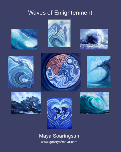 Waves of Enlightenment of Gaia