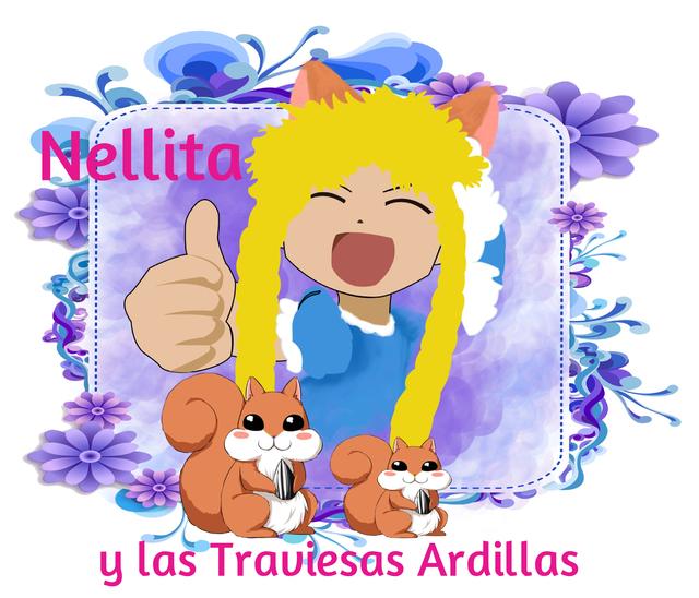 Nellita y las Traviesas Ardillas
