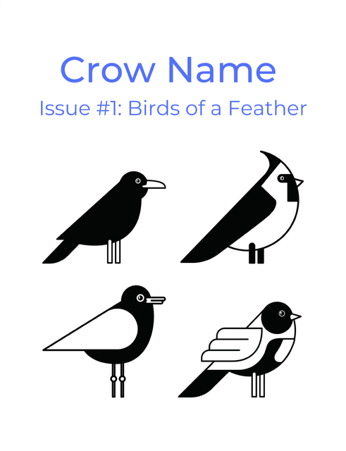 Crow Name Issue 1