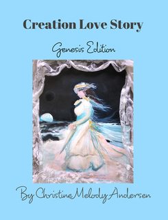 Creation Love Story - Genesis Edition book cover