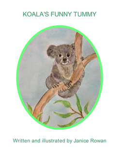 Koala's Funny Tummy book cover