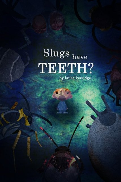Slugs Have Teeth?