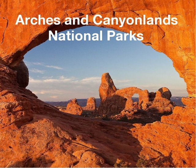 Arches & Canyonlands National Park