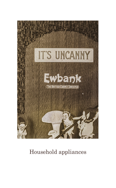 Ewbank cleaning