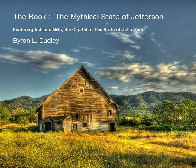 The Book : The Mythical State of Jefferson