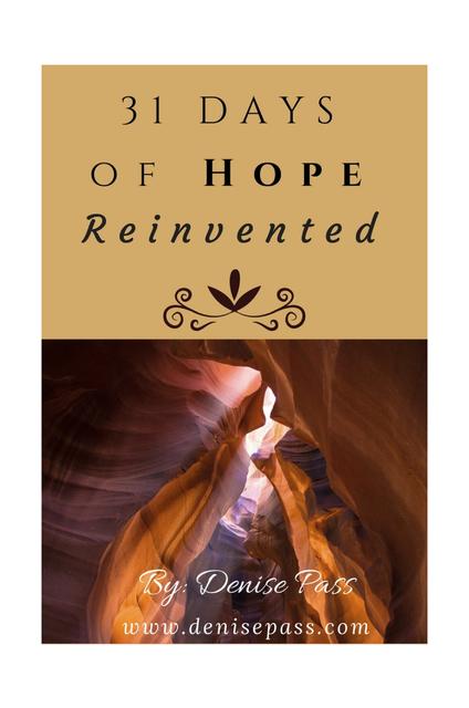 Hope Reinvented