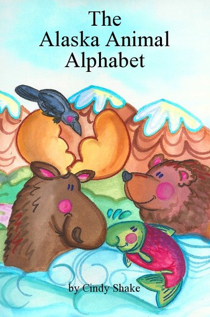 The Alaska Animal Alphabet