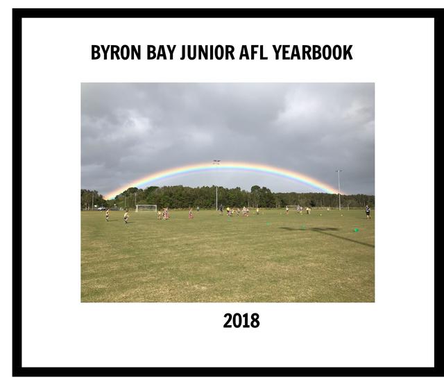 Byron Junior Magpies 2018