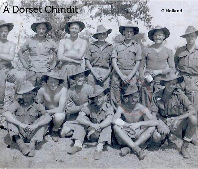 A Dorset Chindit