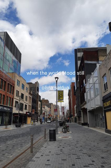 when the world stood still