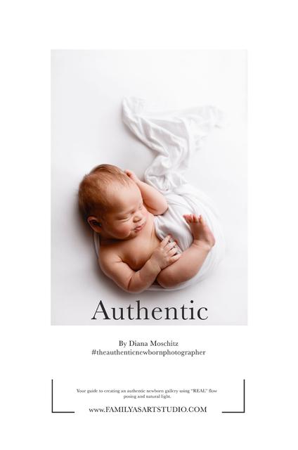 Authentic Newborn Photography
