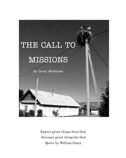 The call to missions book cover