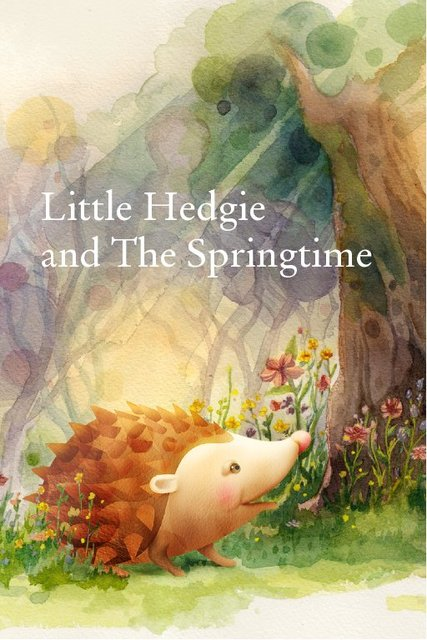 Little Hedgie and The Springtime