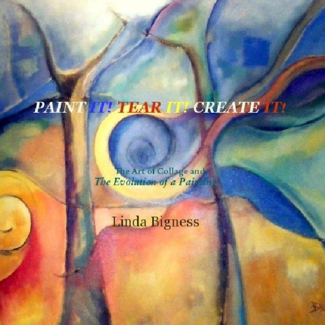 Paint it, Tear it, Create it